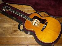 Guild F-50 jumbo acoustic 1968 Hoboken with LR Baggs M1A pickup
