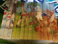 """Disney Read with Pooh"" collection, used, good condition"