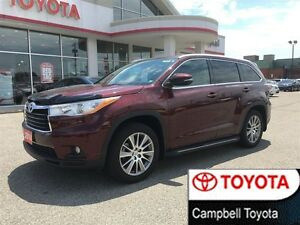 2014 Toyota Highlander XLE AWD SHOW ROOM CONDITION