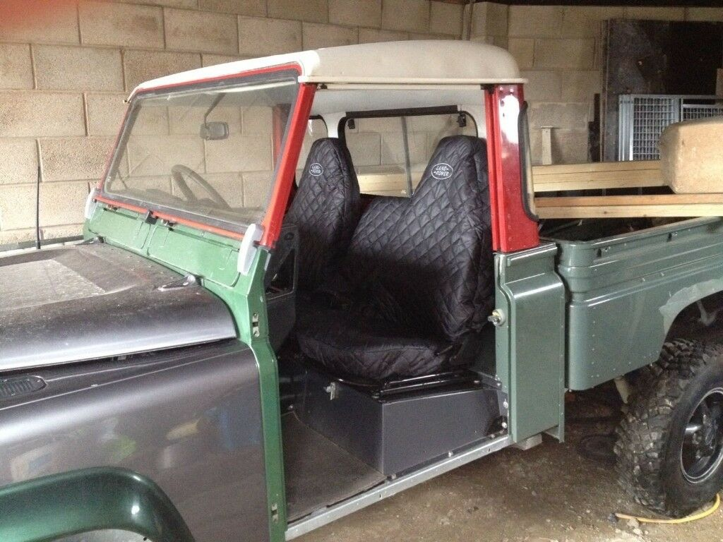 landrover 110 rebuild project for sale in barnsley south