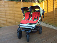 Mountain Buggy Duo for SALE