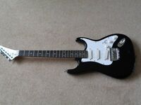 Encore coaster, electric guitar, as new.