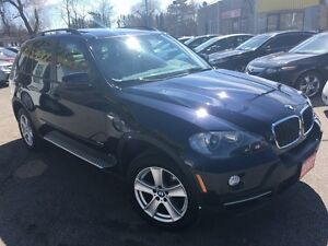 2007 BMW X5 3.0si/NAVI/BACKUPCAMERA/LEATHER/ROOF/ALLOYS