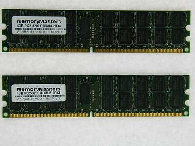 SC1425 Server Memory 8GB Kit New Dell PowerEdge 6800