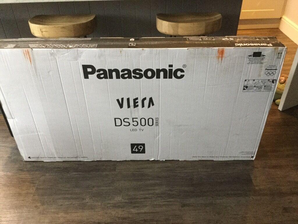 Panasonic Viera smart Tv Instruction Manual Inch Led Lcd