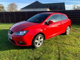 Seat Ibiza Toca 1.4 petrol 46k immaculate condition