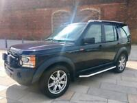 2006 / LANDROVER DISCOVERY 3 / DIESEL / 7 SEATS / ALLOYS / LEATHER CD /
