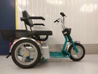 TGA Sportster Mobility Scooter - New 70ah Batteries - Bench Seat