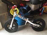 Small balance bike