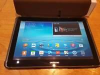 Samsung tablet 2 10.1 mint