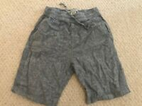 Boys 8-9 year Shorts (3 pairs) & 1 T-shirt, good condition, pet & smoke free home