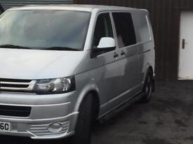 2010 Vw transporter t32 with remap