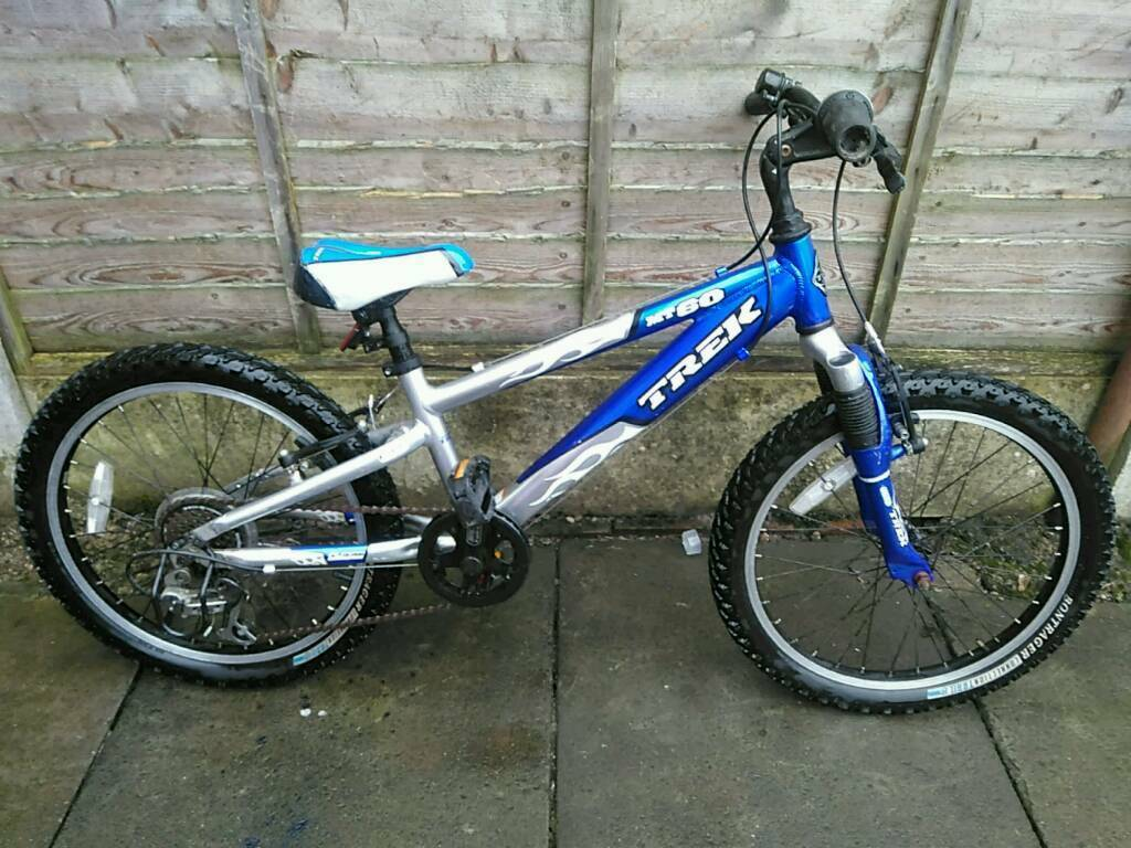 Trek Mt60 20 Inch Suspension Mountain Bike In Bolton Manchester