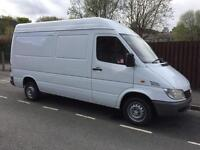 MERCEDES SPRINTER 211 CDI MWB HIGH ROOF