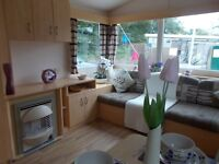 3 bedroom static caravan includes pitch fees North Devon 12month holiday park