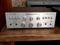 Marantz 1060 integrated amplifier