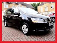 2013 Volkswagen Sharan 2.0 ------- DIESEL 7 Seater ------- 76000 Miles ----- PCO suitable Sharan PCO