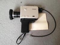 Vintage Braun Nizo Special Super 8 camera