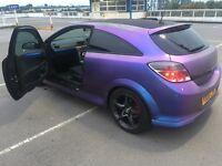 Vauxhall astra 1.8 sri plus (quick car)