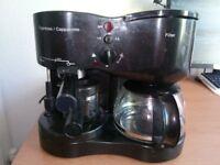 VERSATILE CARLTON COFFEE MACHINE