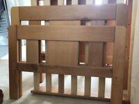 John Lewis Abigail cot bed