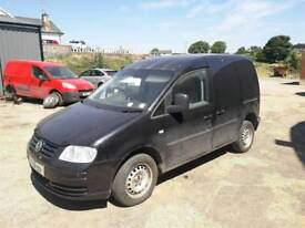 Volkswagen caddy caddys for breaking 1.9 1.6 leon a3 5 speed gearbox bls engine