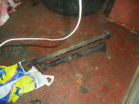 LANDROVER DISCOVERY PROP SHAFT