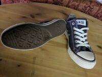 Navy Converse Pumps SIZE 6