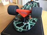 "Rare Penny Board ""Not So Camo"" 27"" - Can't buy anymore, rare colour! RRP £120"