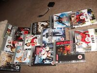 Up for Grabs 13 Playstation Games- job lot