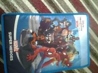 2x disney infinity bags both in good condition £3