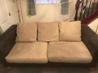 4 Seater & 2 Seater Sofa's For Sale