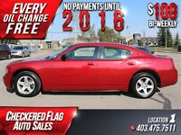 2008 Dodge Charger SE W/ Alloy Wheels-RWD $109/BW!