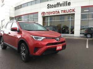 2016 Toyota RAV4 LE - Low Kms & Tinted Windows!