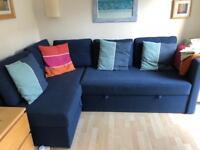 SOLD!! Ikea corner bed settee