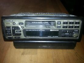 Sony XR-C5100R Car Cassette Radio (67#)
