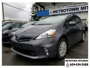 2012 Toyota Prius v Base; Local BC vehicle!