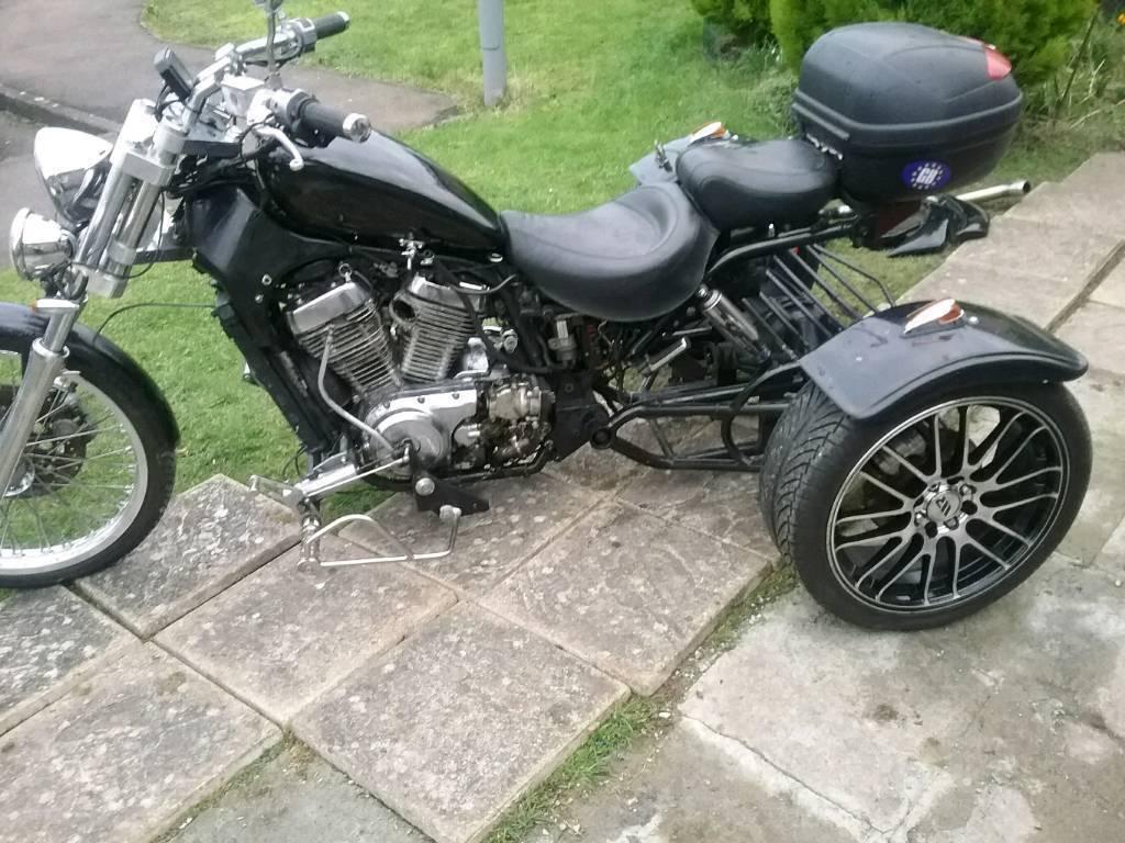 Suzuki Intruder Vs Trike