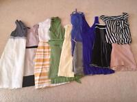 Ladies summer bundle size 8 & 10