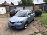MAZDA 2 TS2 FULLY LOADED - AUTO - HPI CLEAR - 6+ MONTHS MOT