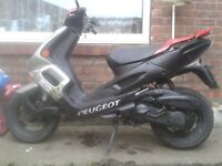 Quick sale or swap peugeot speedfight 206 100ccp