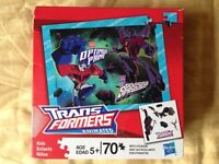 Transformers Jigsaw puzzle