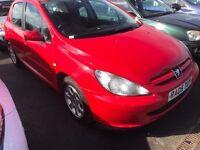 2005 Peugeot 307 CC 1.6 12 months mot £899
