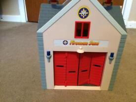 Fireman Sam fire station
