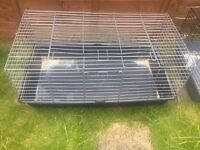 2 indoor pet cages (rabbit or guinea pig) £10 each