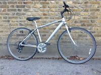 raleigh urban 1 mens hybrid bike