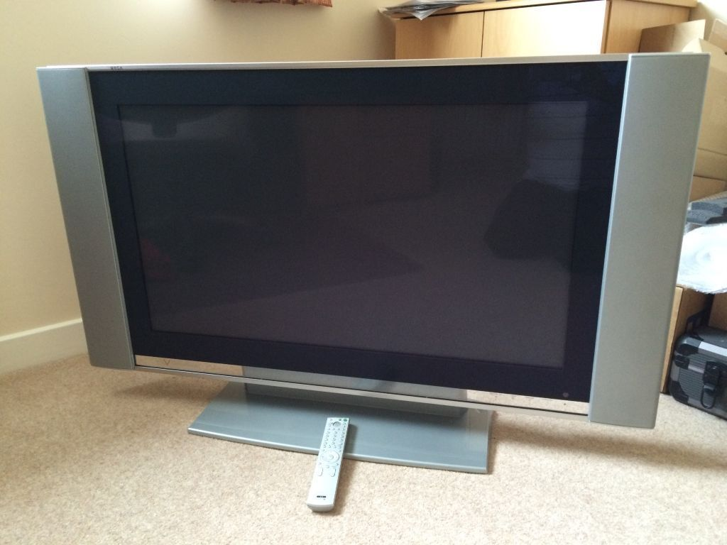 sony kde p37xs1 plasma tv in aberdeenshire gumtree. Black Bedroom Furniture Sets. Home Design Ideas