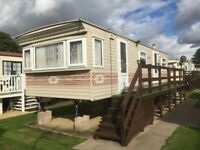 RIVERSIDE CARAVAN PARK IN EVESHAM HOLIDAY STATIC CARAVAN