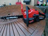Mountfield mc3720 petrol chainsaw