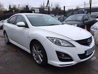 Mazda6 2.2 D Takuya 5dr£4,500 p/x welcome FREE WARRANTY. NEW MOT